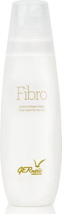 Лосьон для лица тонизирующий Gernetic Fibro, 200 мл gernetic фибро тонизирующий лосьон fibro 200 мл
