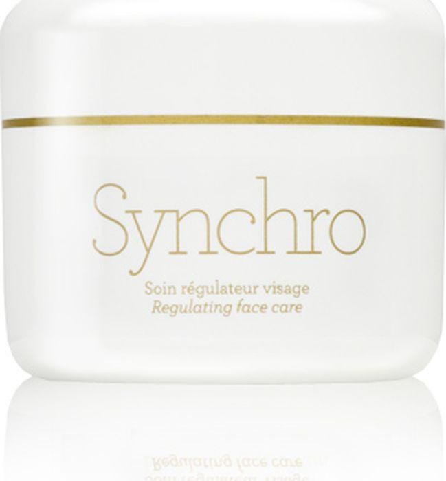 Крем для лица базовый Gernetic Synchro, 50 мл подарочный набор duo synchro 50 мл vasco 30 мл gernetic наборы