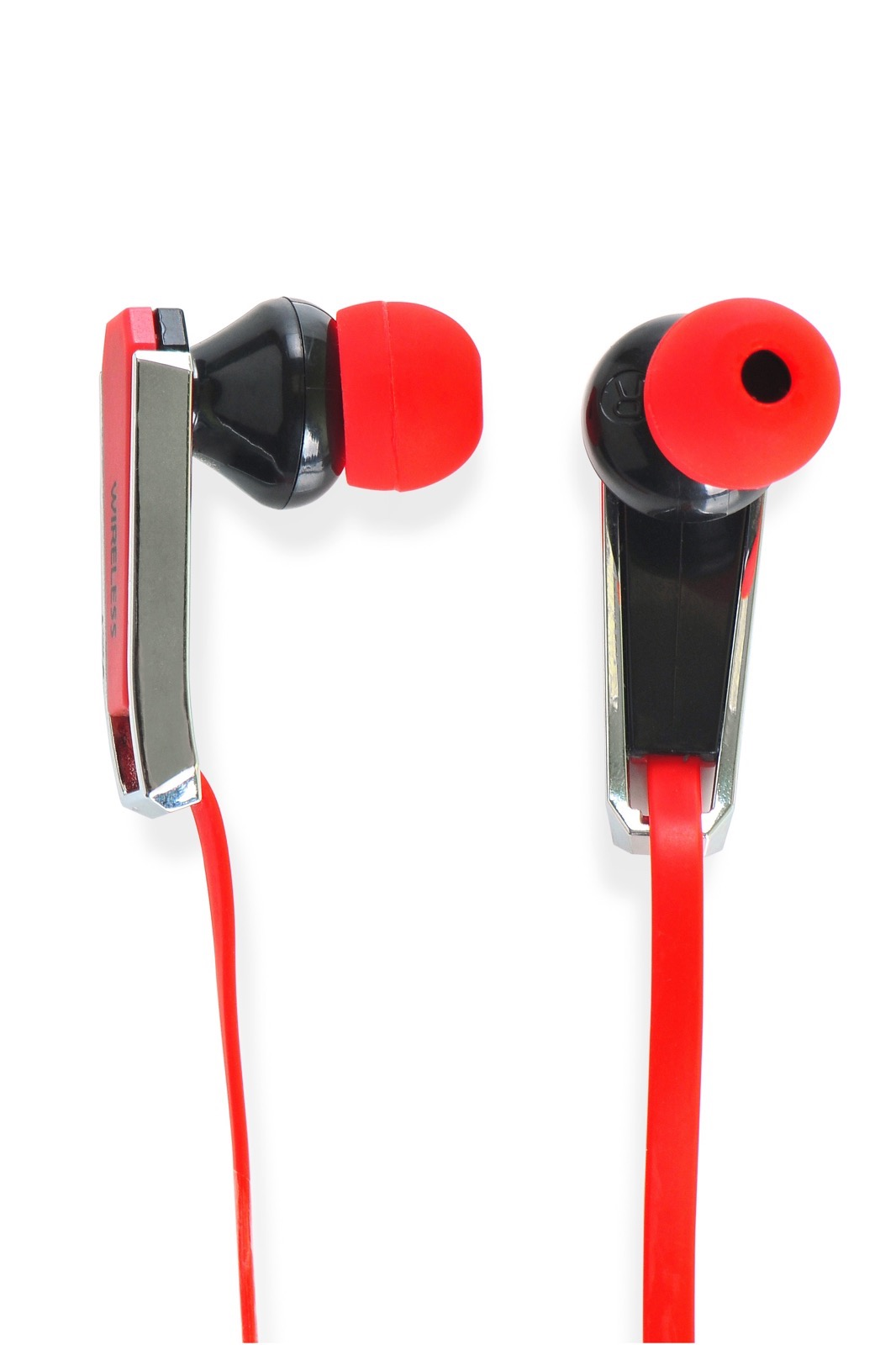 Беспроводные наушники iNeez Wireless Stereo, красный qcy qy7 wireless bluetooth 4 1 stereo sport earphone with mic
