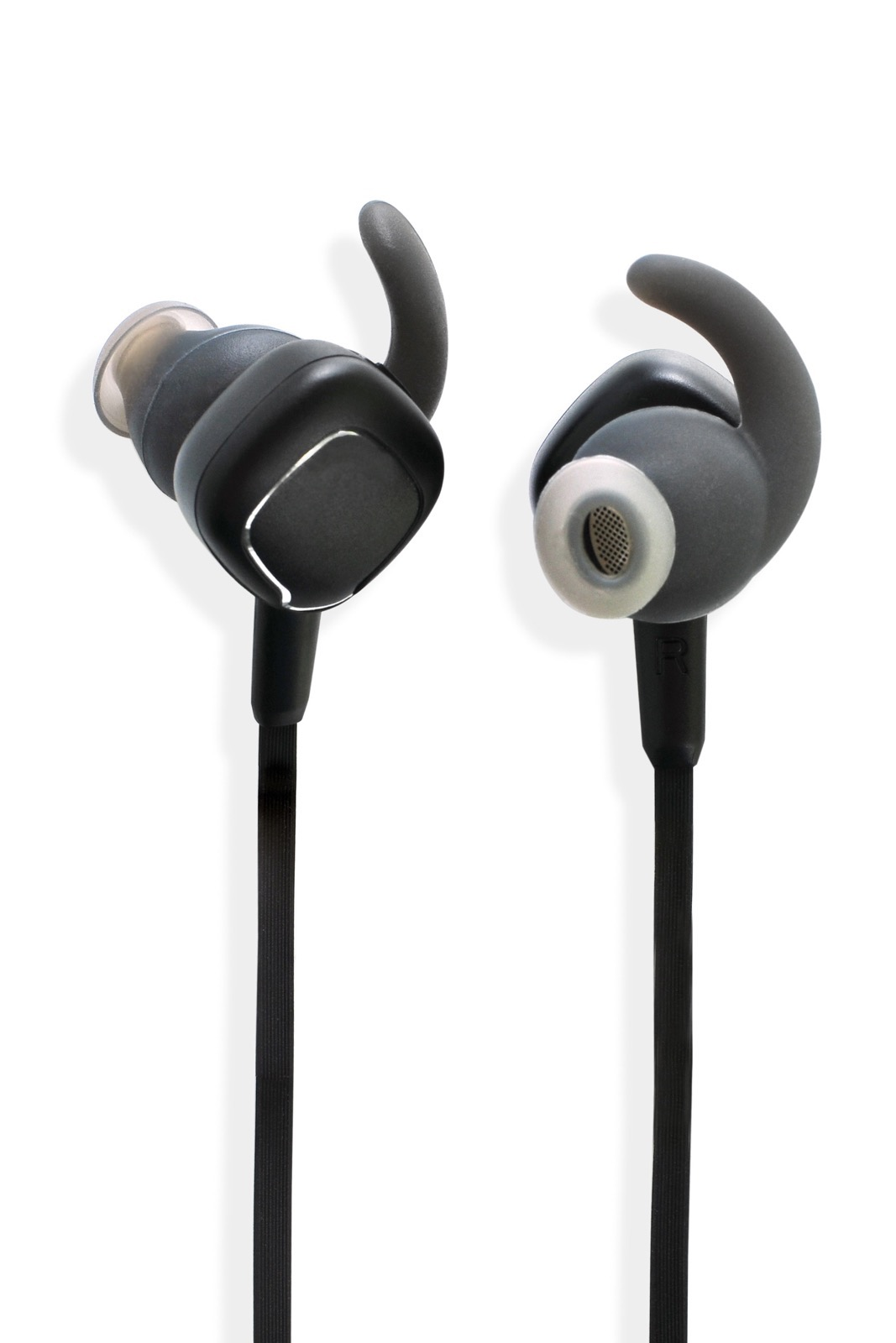 Беспроводные наушники Gurdini Bluetooth Sport BT-01 black, черный