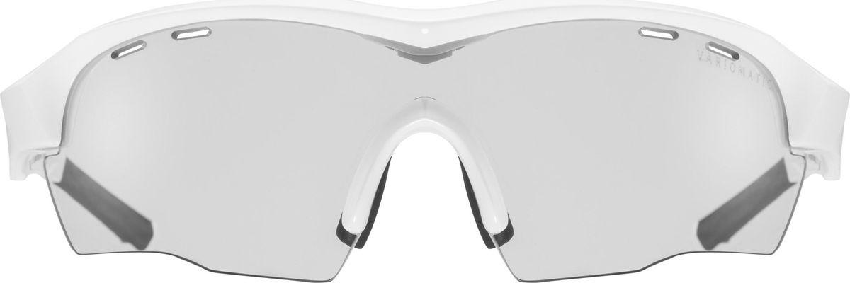 Велосипедные очки Uvex Sportstyle 104 v Sunglasses, белый недорго, оригинальная цена