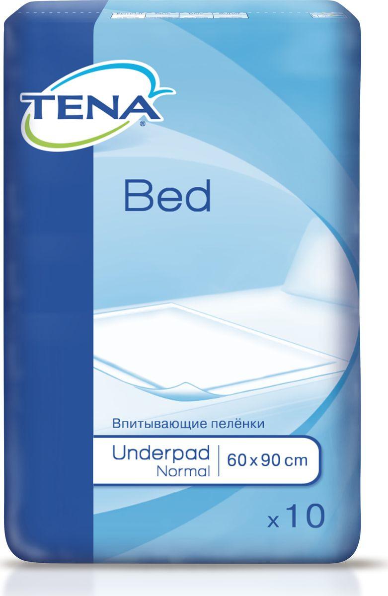 Пеленка одноразовая Tena Bed Normal №10 недорого