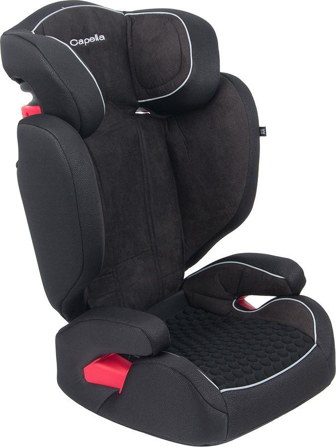 Автокресло Capella, S2311 S16-204, 15-36 кг, черный автокресло capella 15 36 кг s2311 red