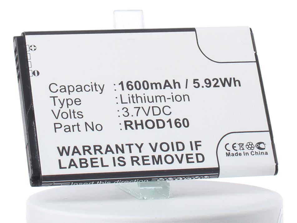 Аккумулятор для телефона iBatt iB-35H00123-00M-M248 аккумулятор для телефона ibatt ib rhod160 m248