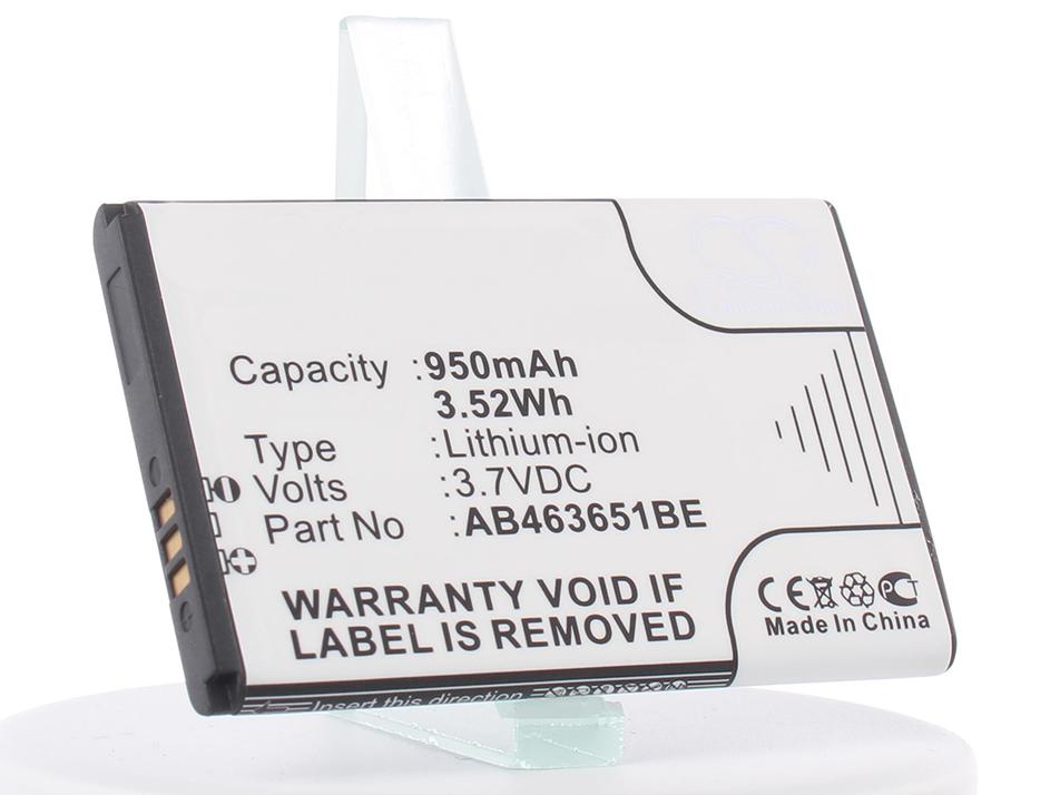 Аккумулятор для телефона iBatt iB-AB463651BU-M278 аккумулятор для телефона craftmann ab474350du для samsung gt b5702 duos sgh i560 sgh p960