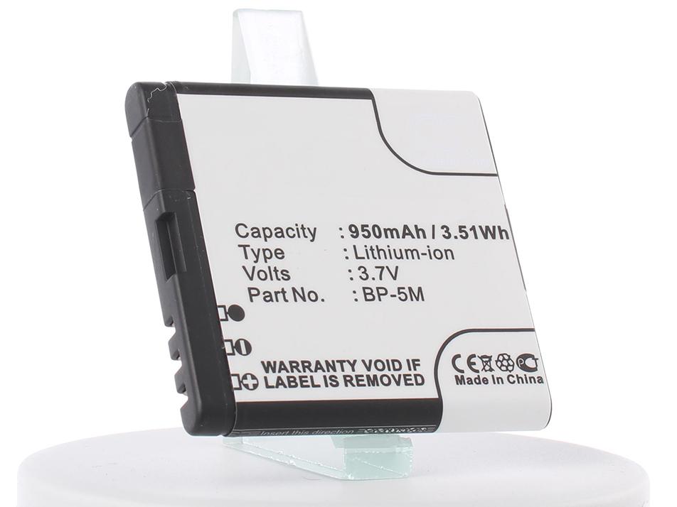 Аккумулятор для телефона iBatt iB-BP-5M-M309