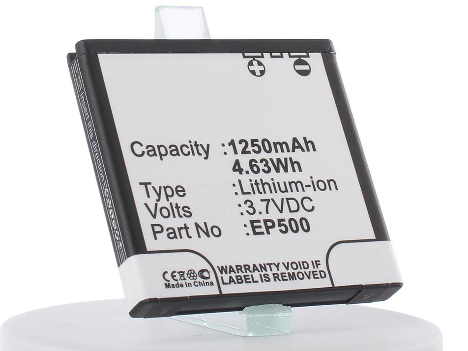 Аккумулятор для телефона iBatt iB-EP500-M319 аккумулятор для телефона ibatt ib sony ericsson xperia ray st18i m358