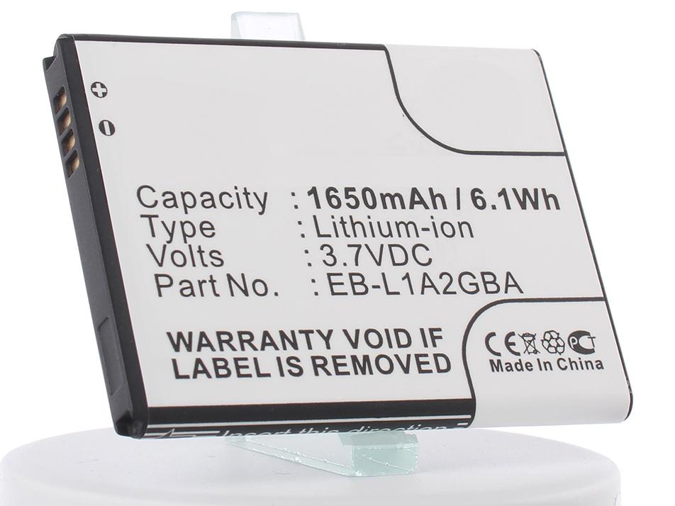 Аккумулятор для телефона iBatt iB-EB-F1A2GBU-M328 цена и фото