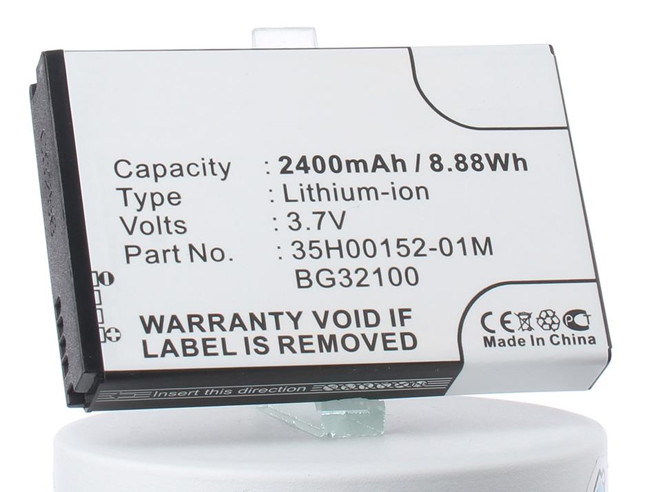 Аккумулятор для телефона iBatt iB-BG32100-M337 аккумулятор для телефона ibatt bb81100 cs ht8585sl ba s400 для htc hd2 leo 100 hd2 htc t8585 leo leo