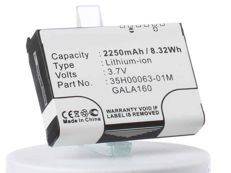 Аккумулятор для телефона iBatt iB-GALA160-M128 аккумулятор для телефона ibatt gala160 для i mate pda n g100 gps galaxy g100