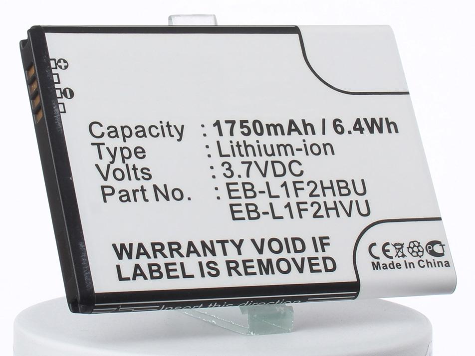 Аккумулятор для телефона iBatt iB-EB-L1F2HVU-M1039 аккумулятор для телефона ibatt ib eb l1f2kvk m1039