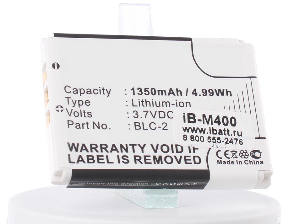 Аккумулятор для телефона iBatt iB-BLC-2-M400 аккумулятор для телефона ibatt ib blc 1 m400