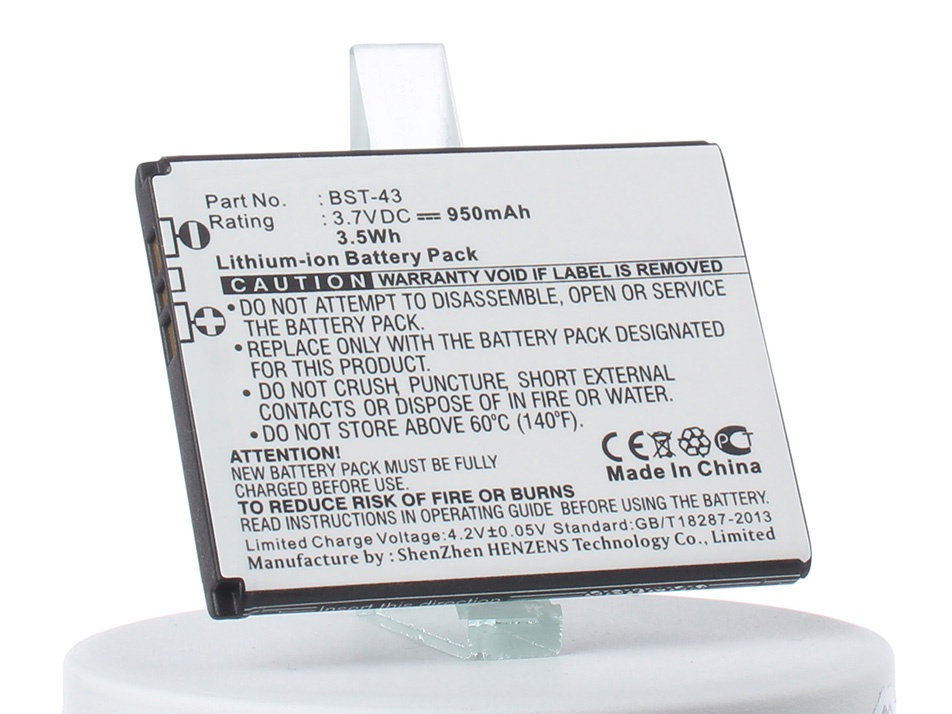 Аккумулятор для телефона iBatt iB-BST-43-M421 скачать книги txt