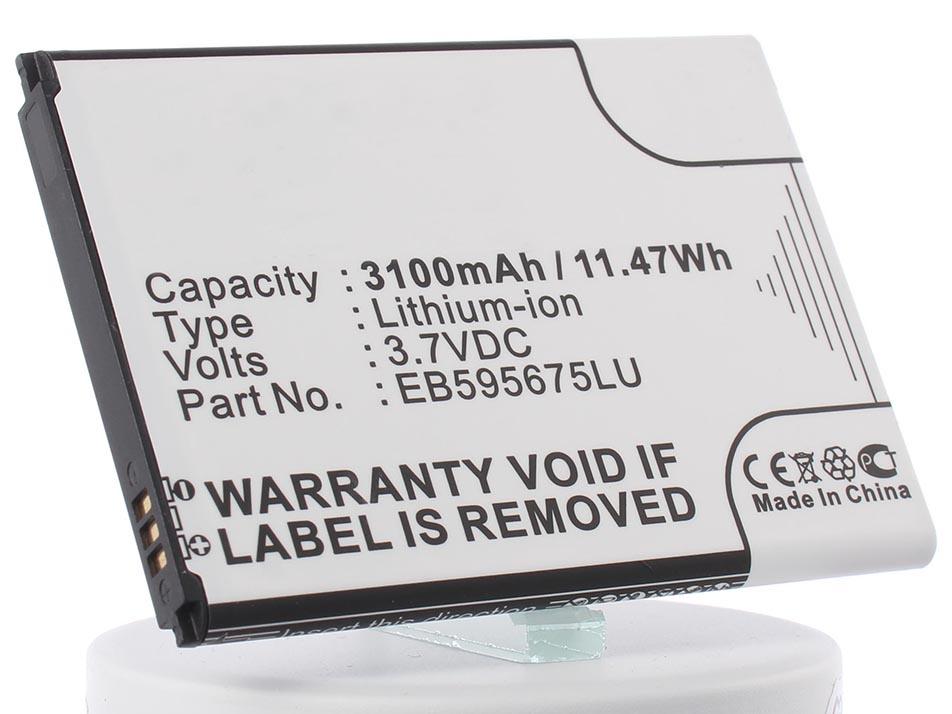 Аккумулятор для телефона iBatt iB-EB595675LU-M478 чехол для samsung galaxy note ii n7100 yoobao executive leather розовый