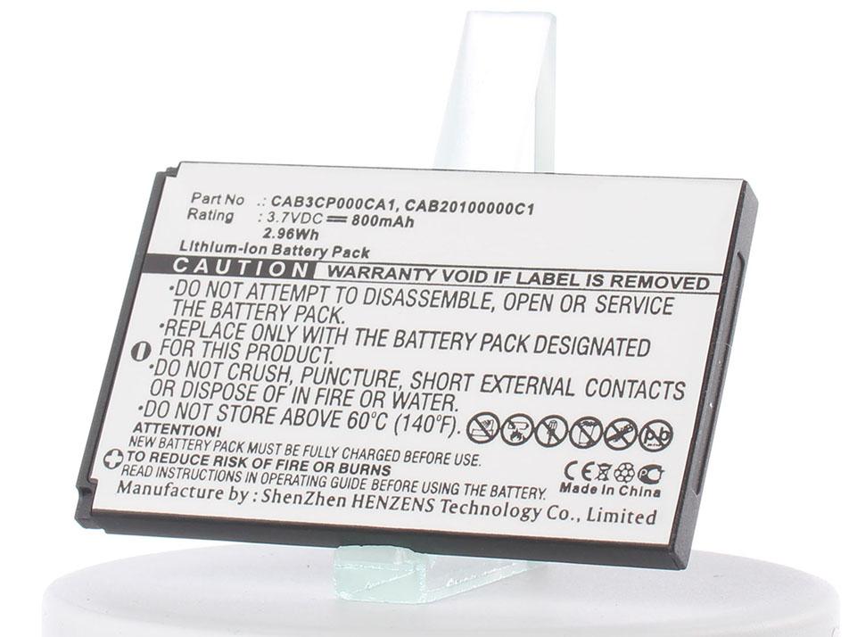 Аккумулятор для телефона iBatt iB-CAB30P0000C1-M496 one touch go play