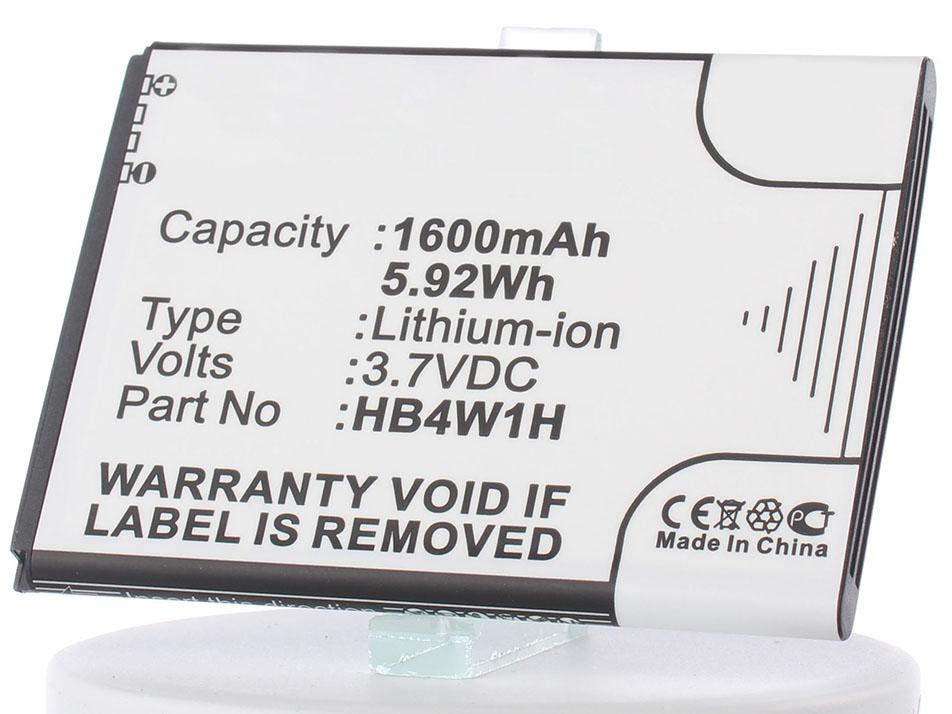 Аккумулятор для телефона iBatt iB-HB4W1-M516