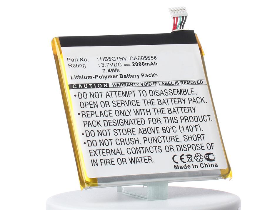 Аккумулятор для телефона iBatt iB-HB5Q1HV-M518 аккумулятор для телефона ibatt ib huawei ascend p1 m518
