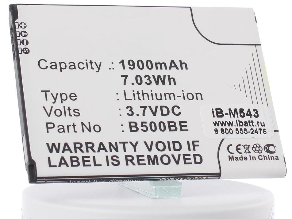 Аккумулятор для телефона iBatt iB-B500AE-M543 стоимость