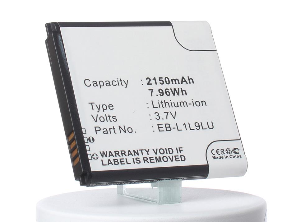 Аккумулятор для телефона iBatt iB-EB-L1L9LU-M551 аккумулятор для телефона ibatt ib eb bc700abe m2711