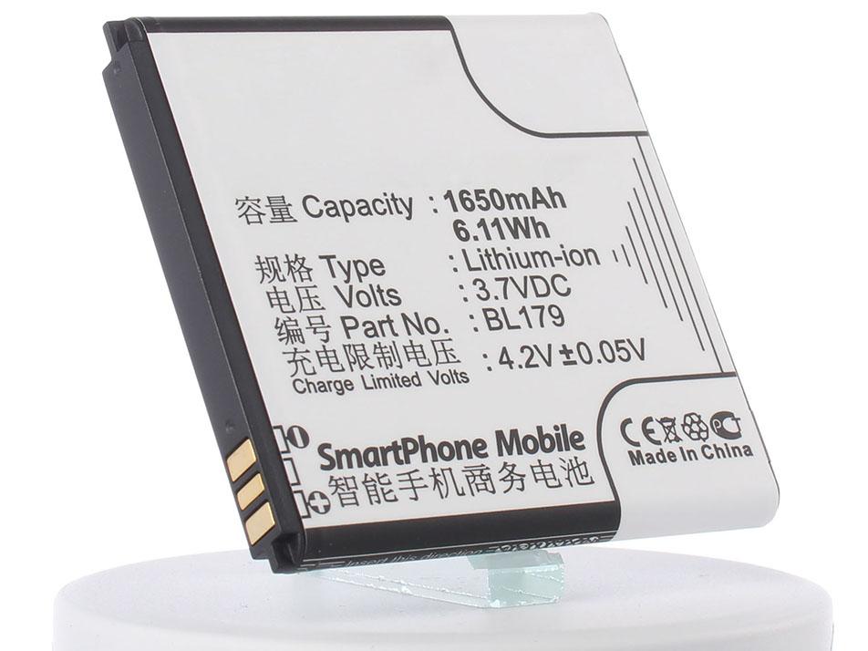 Аккумулятор для телефона iBatt iB-BL194-M559 аккумулятор для телефона ibatt ib lenovo a660 m559