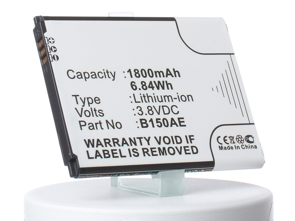 Аккумулятор для телефона iBatt iB-B150AE-M571 samsung galaxy core 2 duos sm g355h white