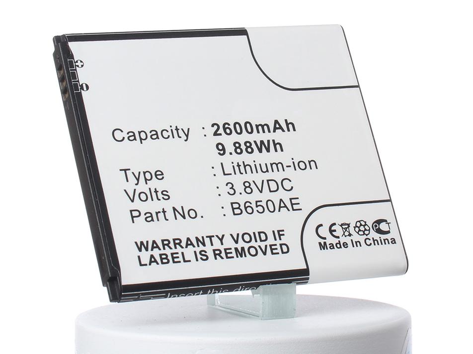 Аккумулятор для телефона iBatt iB-B650AE-M572 стоимость