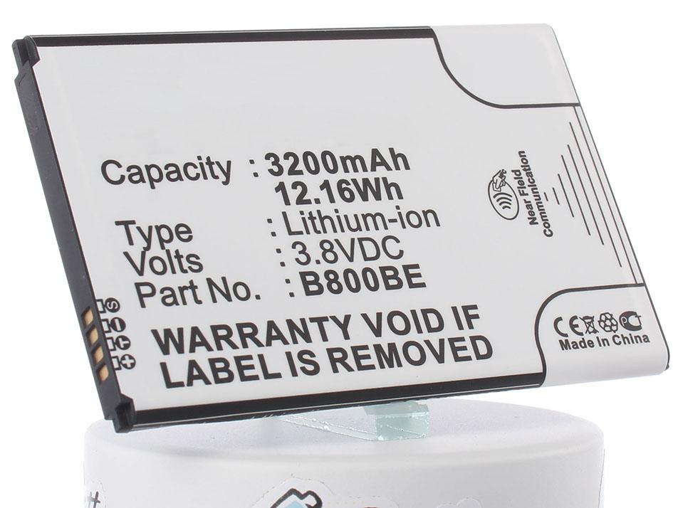 Аккумулятор для телефона iBatt iB-B800BE-M579 replacement 3 8v 3200mah rechargeable li ion battery for samsung galaxy note 3 n9000 more