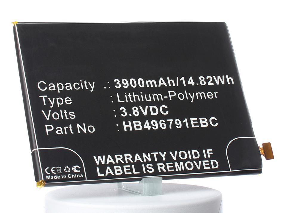 Аккумулятор для телефона iBatt iB-HB496791EBC-M595 аккумулятор для телефона ibatt hb496791ebc для huawei ascend mate ascend mate 2 ascend mate2 ascend mate ii