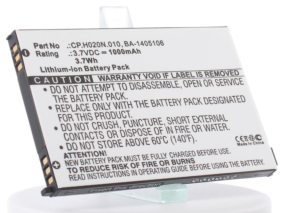 Аккумулятор для телефона iBatt iB-BA-1405106-M155 аккумулятор для телефона ibatt ib ba s530 m336