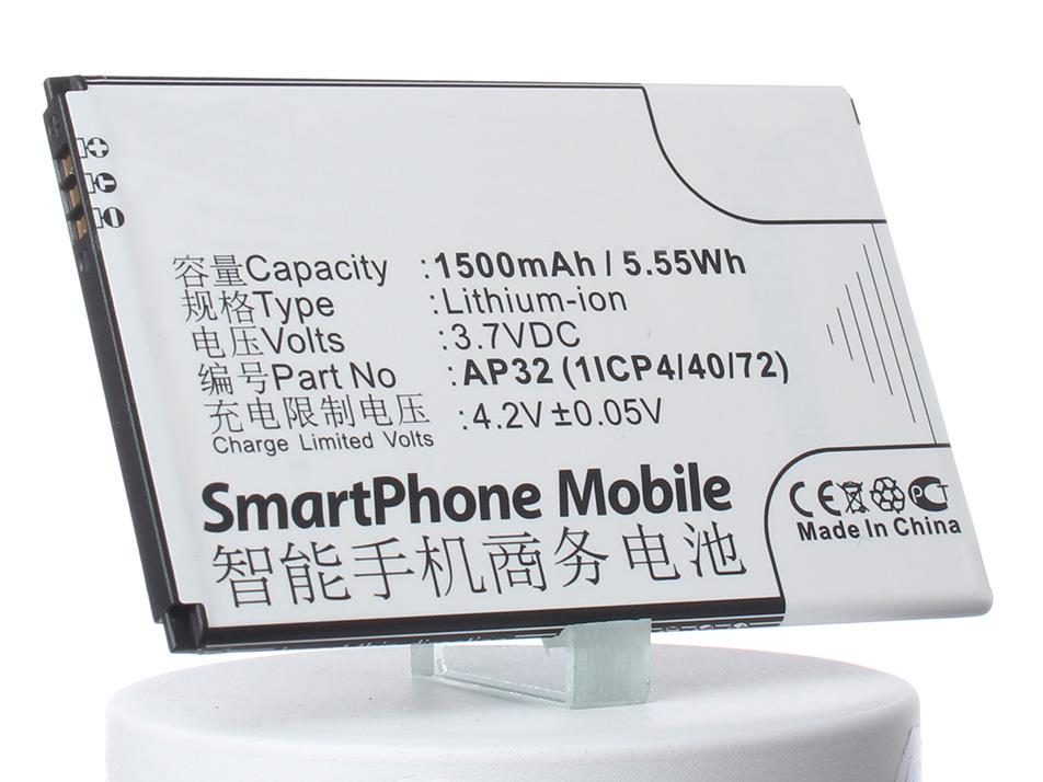 Фото - Аккумулятор для телефона iBatt iB-VK365072AR-M627 liquid z
