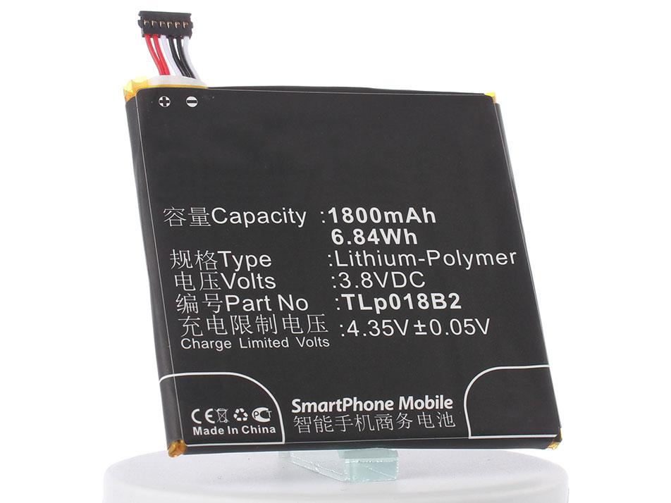 Аккумулятор для телефона iBatt iB-TLp018B2-M639 аккумулятор для телефона ibatt ib lenovo s820 m639