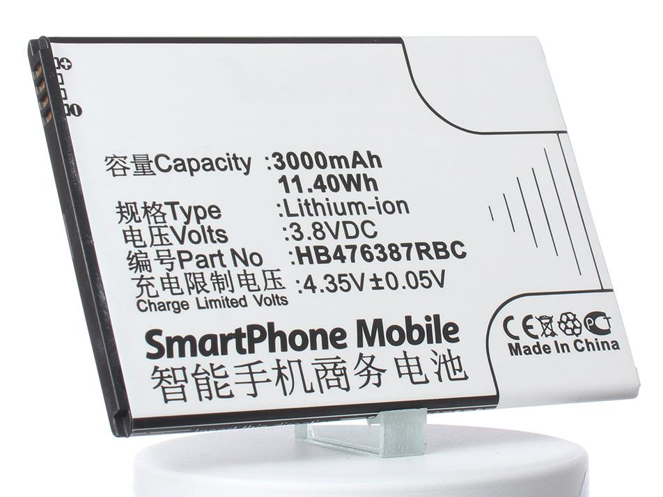 Аккумулятор для телефона iBatt iB-HB476387RBC-M648 аккумулятор для телефона ibatt ib hb476387rbc m648