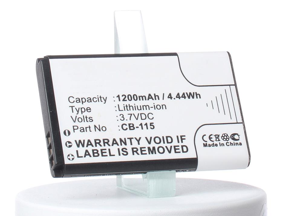Аккумулятор для телефона iBatt iB-CB-115-M667