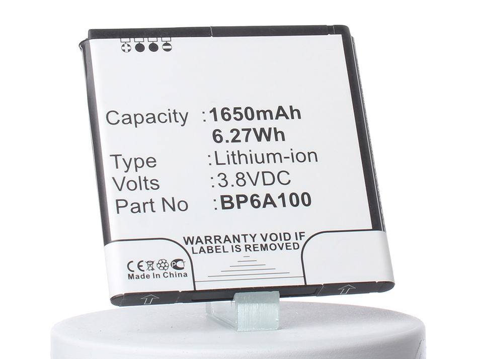 Аккумулятор для телефона iBatt iB-BP6A100-M668 replay b172 9x19 5x120 d74 1 et18 s