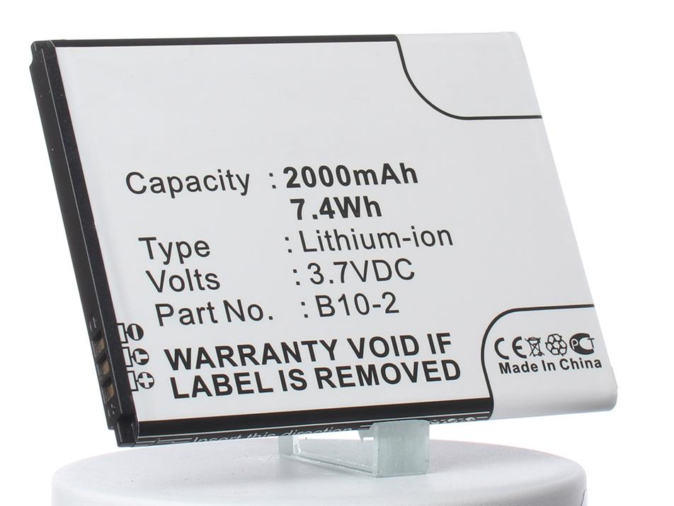 Аккумулятор для телефона iBatt iB-B10-2-M671 цена