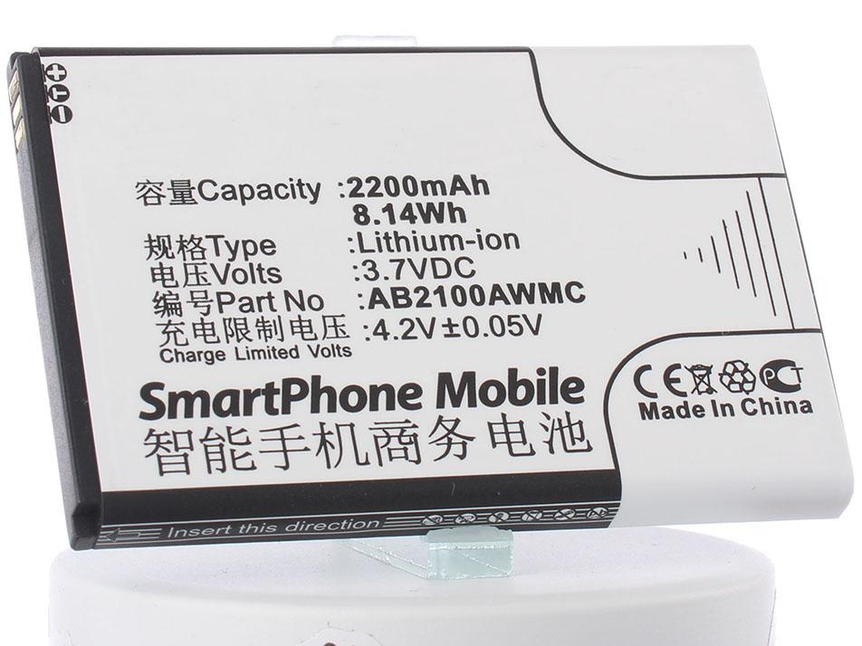 Аккумулятор для телефона iBatt iB-AB2100AWMC-M681 скачать игры для philips xenium