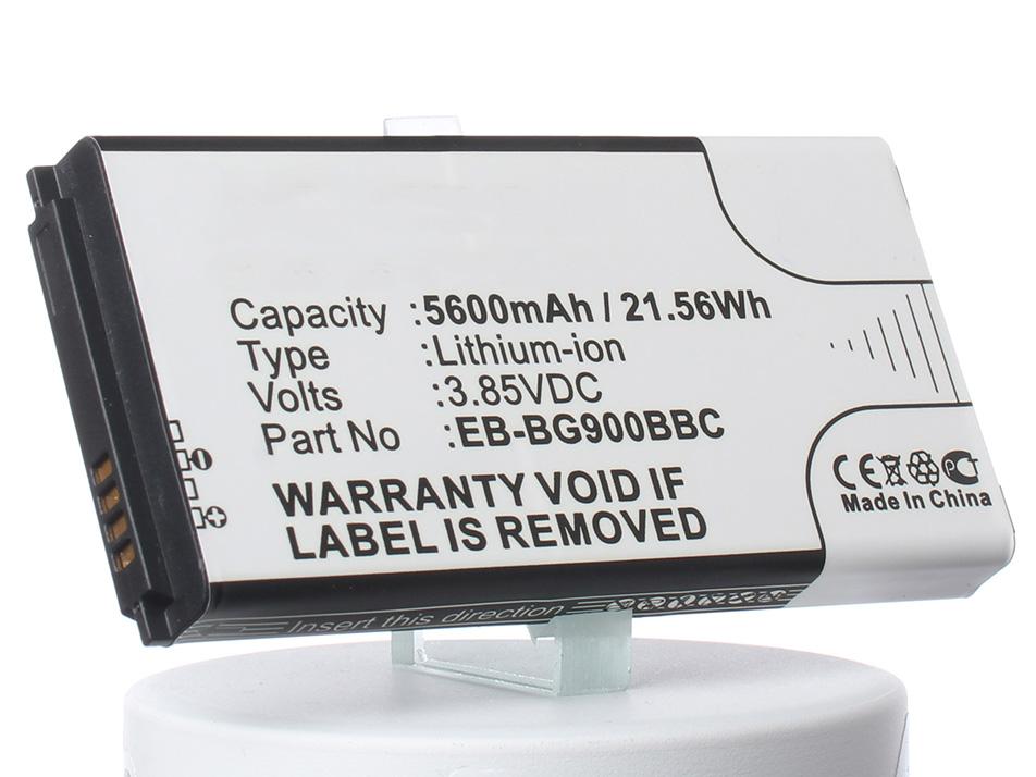Аккумулятор для телефона iBatt iB-EB-BG900BBE-M693 цена и фото