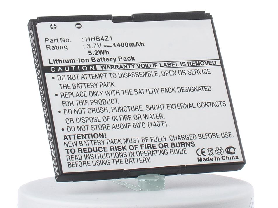 Аккумулятор для телефона iBatt iB-HHB4Z1-M168 аккумулятор для телефона ibatt ib hhb4z1 m168