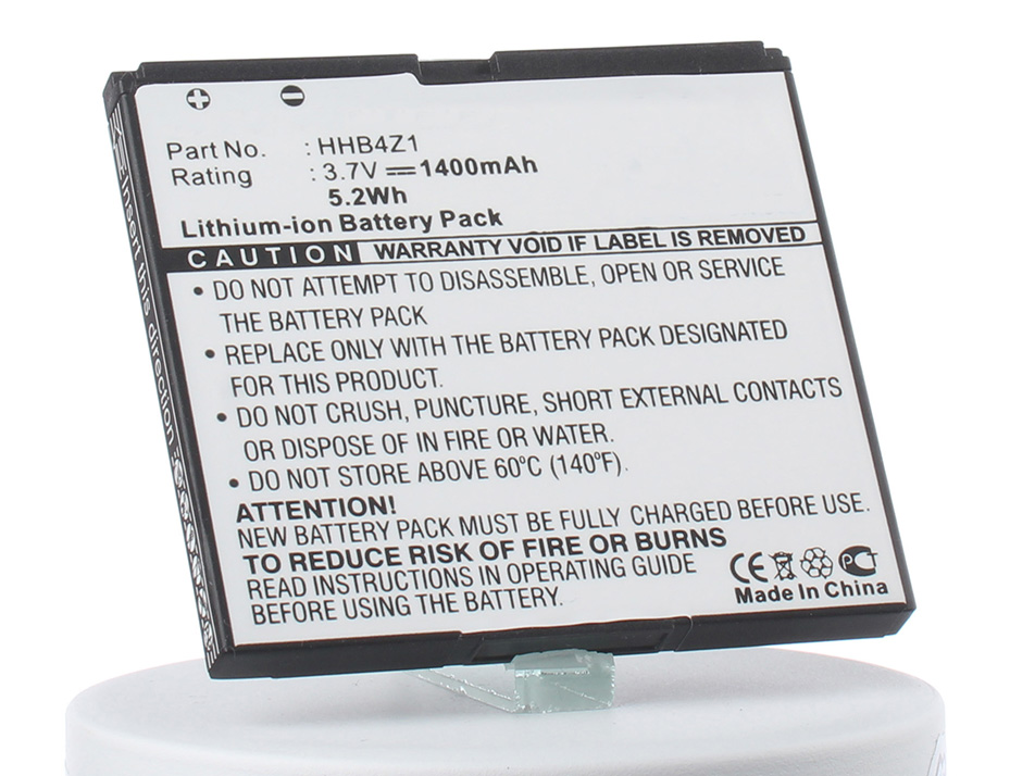 Аккумулятор для телефона iBatt iB-HHB4Z1-M168 vektor m168 a с лотком