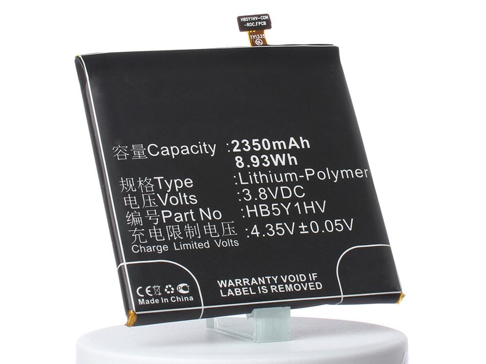 Аккумулятор для телефона iBatt iB-HB5Y1V-M734 аккумулятор для телефона ibatt ib hb5y1hv m734