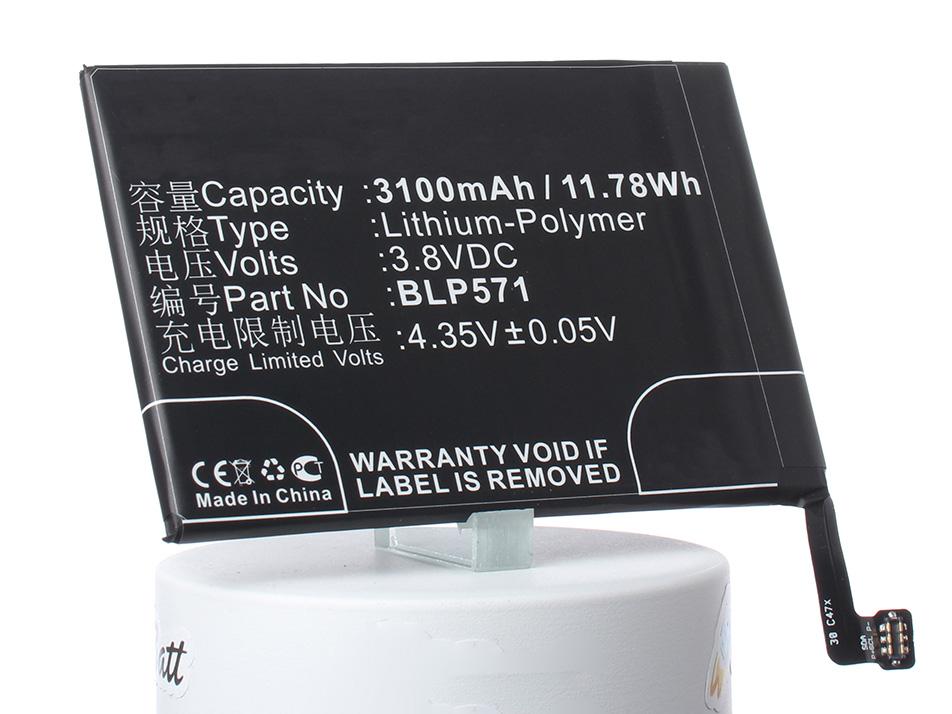 Аккумулятор для телефона iBatt iB-BLP571-M771 аккумулятор для телефона ibatt ib bl3815 m1760