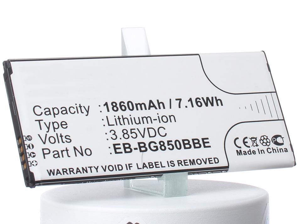 Аккумулятор для телефона iBatt iB-EB-BG850BBE-M794 аккумулятор для телефона ibatt ib eb bc700abe m2711