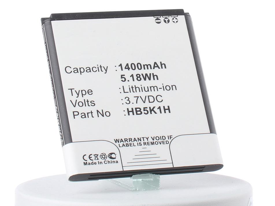 Аккумулятор для телефона iBatt iB-HB5K1H-M176