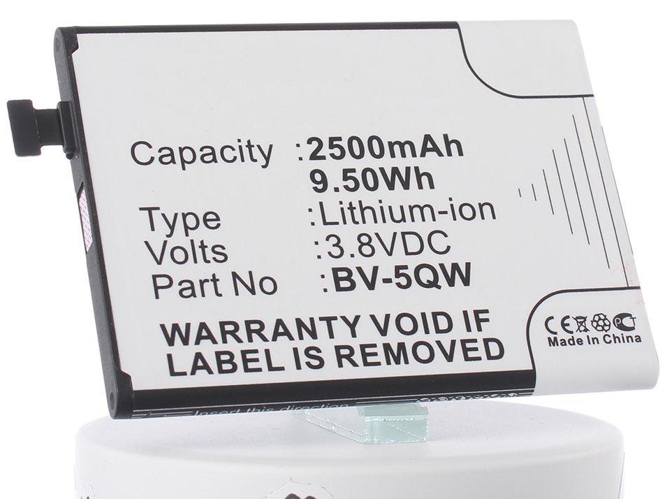 Аккумулятор для телефона iBatt iB-BV-5QW-M831 аккумулятор для телефона ibatt ib bv 5s m880