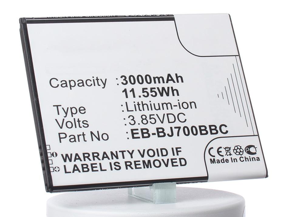 Аккумулятор для телефона iBatt iB-EB-BJ700BBC-M881 все цены