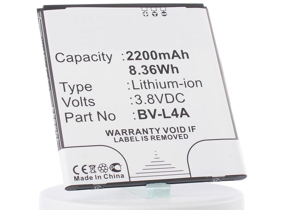 Аккумулятор для телефона iBatt iB-BV-L4A-M957 аккумулятор для телефона ibatt ib bv 5s m880