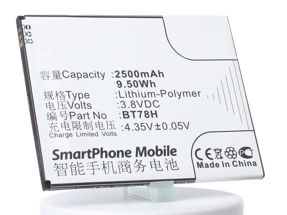 Аккумулятор для телефона iBatt iB-BT78H-M959 аккумулятор для телефона ibatt ib bl3815 m1760