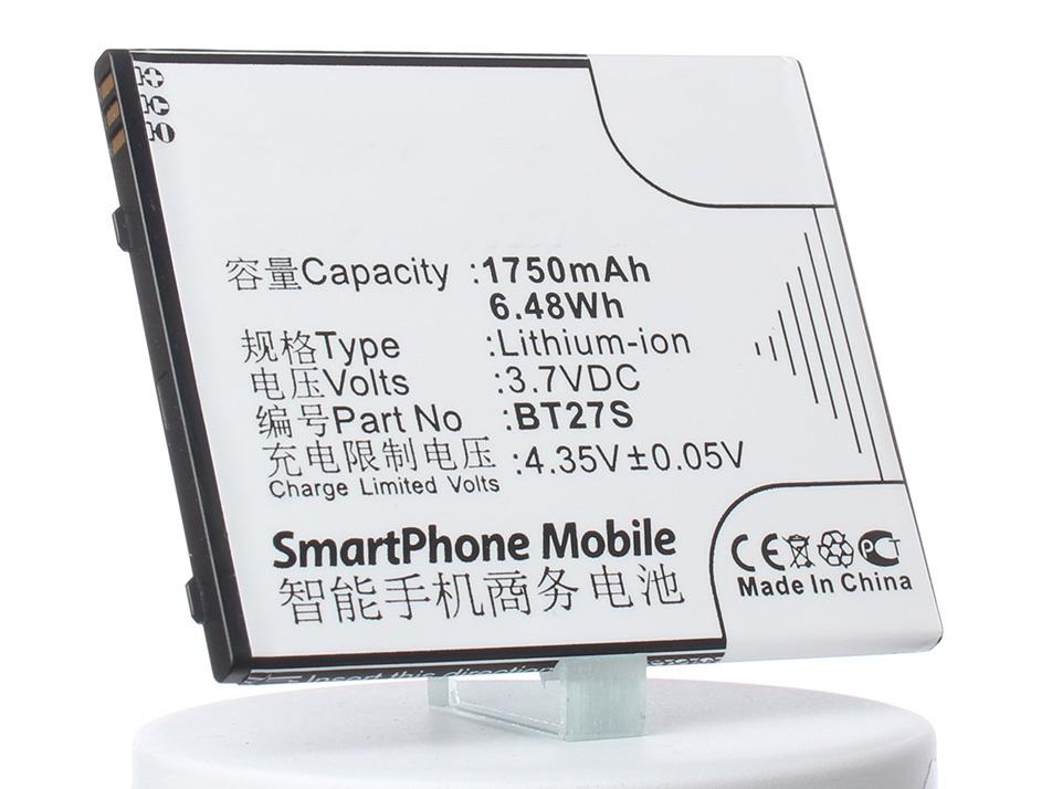 Аккумулятор для телефона iBatt iB-BT27S-M967 аккумулятор для телефона ibatt ib bl3815 m1760