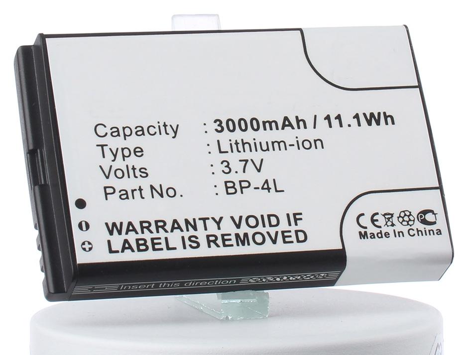 Аккумулятор для телефона iBatt iB-BP-4L-M222 аккумулятор для телефона ibatt ib cs aum930sl m469