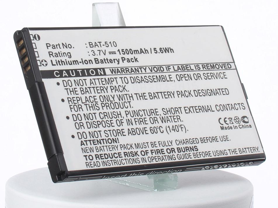 Аккумулятор для телефона iBatt iB-BAT-510-M1192 аккумулятор для телефона ibatt ib bat 06860 001 m238